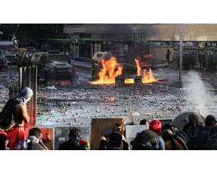 Munich Reexposedto Chile riot claims through Suramericana treaty