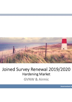 Joined Survey Renewal 2019/2020 - Hardening Market