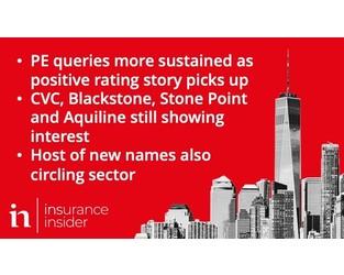 PE interest in (re)insurance start-up intensifies amid sector bullishness
