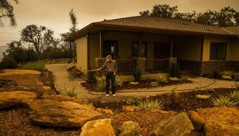 Rebuilding in Wildfire Zones: A One-Stop Shop for Wildfire Victims