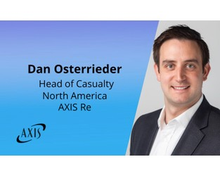 AXIS Re Promotes Dan Osterrieder to Head of Casualty North America