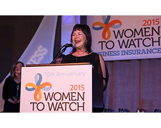 AIG Canada President and CEO Honoree Among Women to Watch