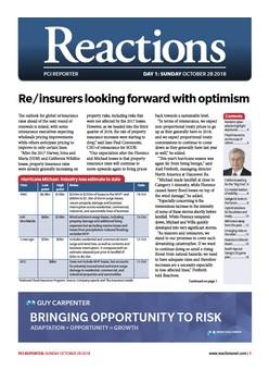 PCI Reporter 2018 Day 1