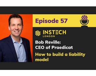 Podcast 57. Bob Reville, CEO of Praedicat: How to build a liability model