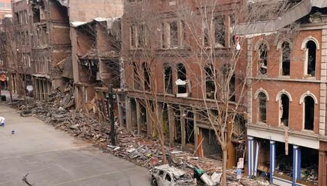 Nashville Businesses Await FBI Decision On if Bombing Was Terrorist Act