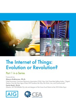 The Internet of Things: Evolution or Revolution?