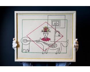 Earliest Work by Ilya Kabakov Leads Sotheby's Sale of Russian Non-Conformist Artists - Art Market Monitor