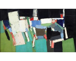 Christie's Goes for the de Staël Record, Again - Art Market Monitor