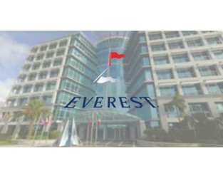 Everest adds $610mn in reinsurance premium in Q2 as operating income climbs sixfold