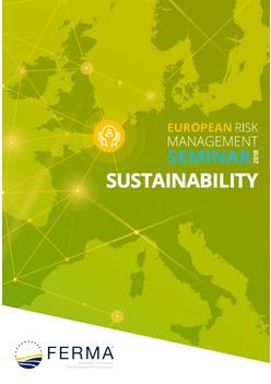 European Risk Management Seminar 2018: Sustainability
