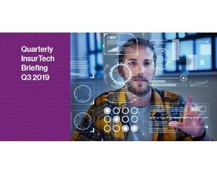 Video: Quarterly InsurTech Briefing Q3 2019