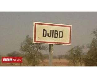 'Killing field' had 180 bodies in Burkina Faso - BBC