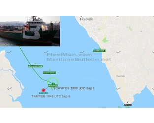 Gulf of Guinea: Seafarer Kidnapped Two Weeks Ago Remains Missing - FleetMon