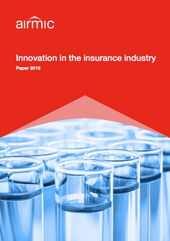Innovation in the insurance industry