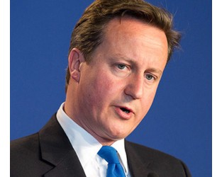 David Cameron 'not aware' of insurer's notice to withdraw cover for Greensill Capital