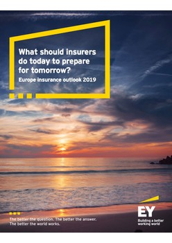 What should insurers do today to prepare for tomorrow?: Europe insurance outlook 2019