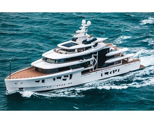 80m Nobiskrug superyacht Artefact delivered - SuperYacht Times