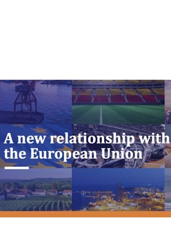 Full Report: A new relationship with the European Union
