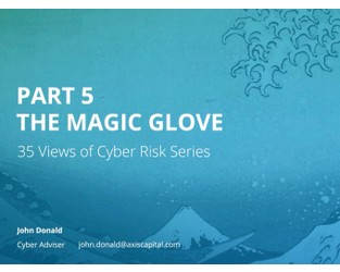 Video: 35 Views of Cyber Risk Series - Part 5: The Magic Glove