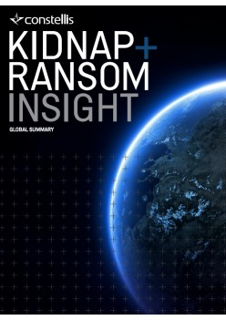 Constellis Kidnap & Ransom Insight - August 2017