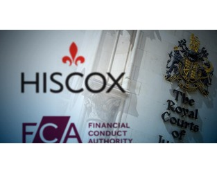 Hiscox shares fall 5% following Supreme Court judgment