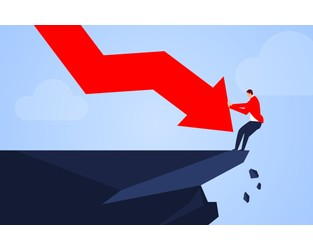 Stock market shocks increase as COVID-19 continues to spread