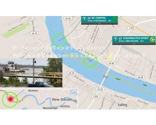 Tugs collision, 3 missing, sulfuric acid vapor release, Mississippi - FleetMon