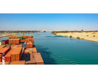 Suez backlog presents further disruption