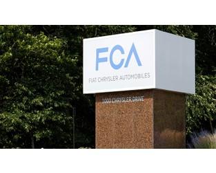 Fiat Chrysler agrees $9.5m settlement with SEC over emission disclosures
