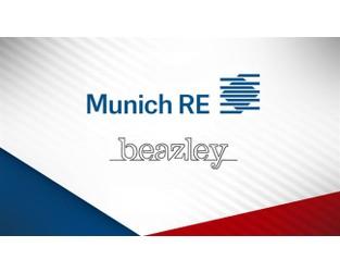 Munich Re and Beazley axe cyber JV Vector