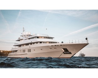 73m Lürssen yacht Coral Ocean sold at Monaco Yacht Show - Superyacht Times