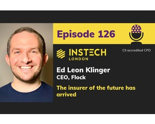 Ed Leon Klinger: CEO, Flock: The insurer of the future has arrived
