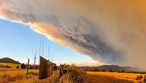 California Extreme Fire Weather Conditions, Colorado Fires, and Oct./Nov. Wildfire Outlook