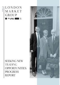 Seeking New Trading Opportunities: Progress Report