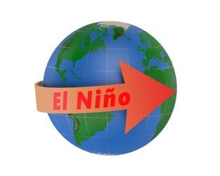 Climate Change Strengthening El Niños: Study