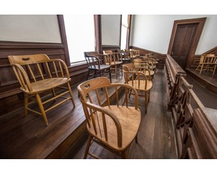 Asbestos Trial to Start With Social Distancing in Conference Center, Not Courthouse
