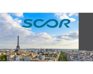 Scor secures 4.3% price increases at 1.4 renewals