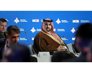Saudi deputy defence minister says Kingdom will combat terrorism at any cost - The National