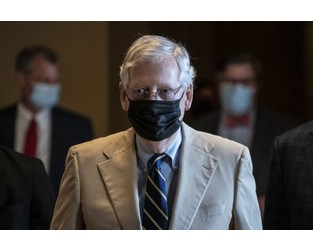McConnell's Coronavirus Liability Shield Could Be Bargaining Chip in Relief Negotiations