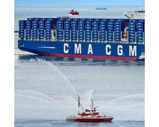 CMA CGM third boxship company hit with patent infringement suit - TradeWinds