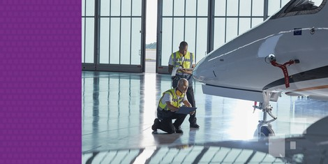 Corporate aviation operators and ground handling losses