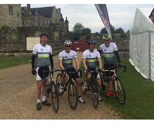 Barbican charity Cycle