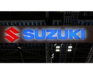 Suzuki cuts full-year profit forecast on vehicle recall - Reuters