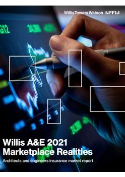 Willis A&E 2021 Marketplace Realities