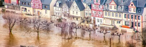 UN Environment convenes world's insurers to assess intensifying climate change impacts in bid to protect communities and economies - UN