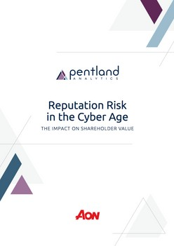 Reputation Risk in the Cyber Age: The Impact on Shareholder Value
