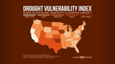 Is Climate Change Making Drought One of the Nation's Costliest Disasters?