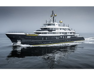 Hakvoort delivers 64m flagship superyacht Scout - Superyacht Times