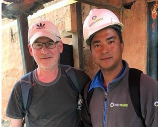 Pete Cormier: Impact Trek in Nepal