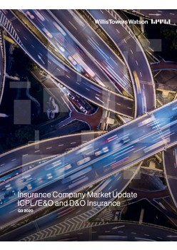 Report: Insurance Company Market Update – Q3 2020